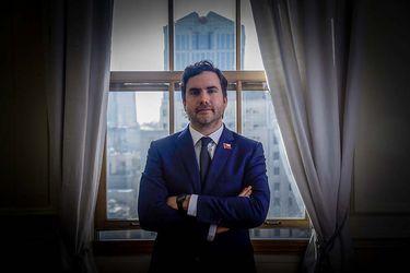 La Constitución de Guzmán según Francisco Moreno, su sobrino que renuncia a Hacienda para postular a la Convención