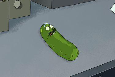 El ataque de risa que complicó la grabación del episodio de Pickle Rick