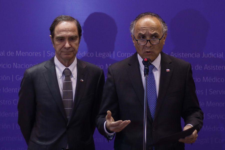 Ministros de Justicia y Relaciones Exteriores se refieren a la extradición de Mauricio Hernandez Norambuena