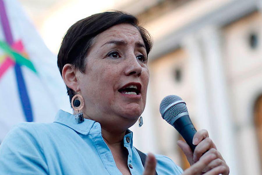 Cadem: Beatriz Sánchez cae cuatro puntos y Alejandro Guillier se consolida en segundo lugar - La Tercera