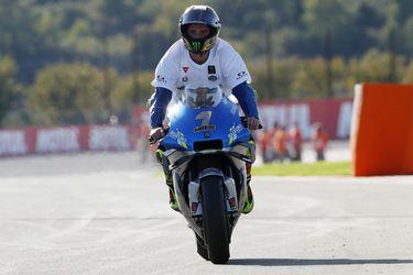 Joan Mir, nuevo campeón del mundo de MotoGP
