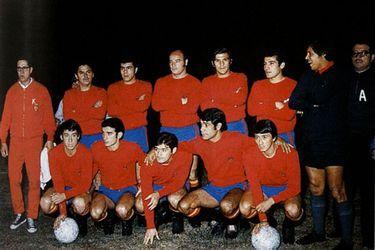 31 de marzo: Unión Española clasifica a las semifinales de la Copa Libertadores 1971