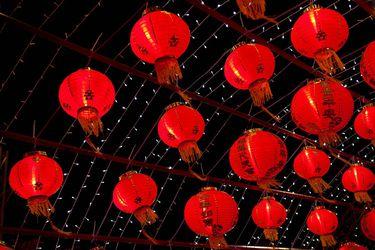 Faroles en China