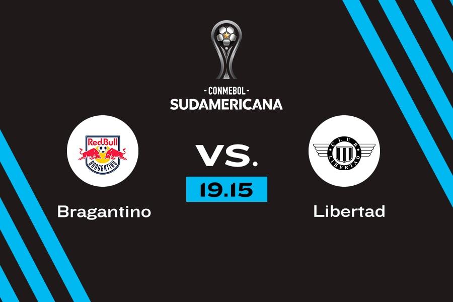 Bragantino vs. Libertad