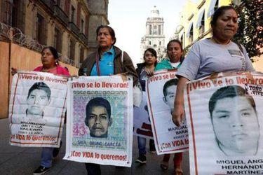 Tercer estudiante identificado entre los 43 normalistas desaparecidos en México en 2014