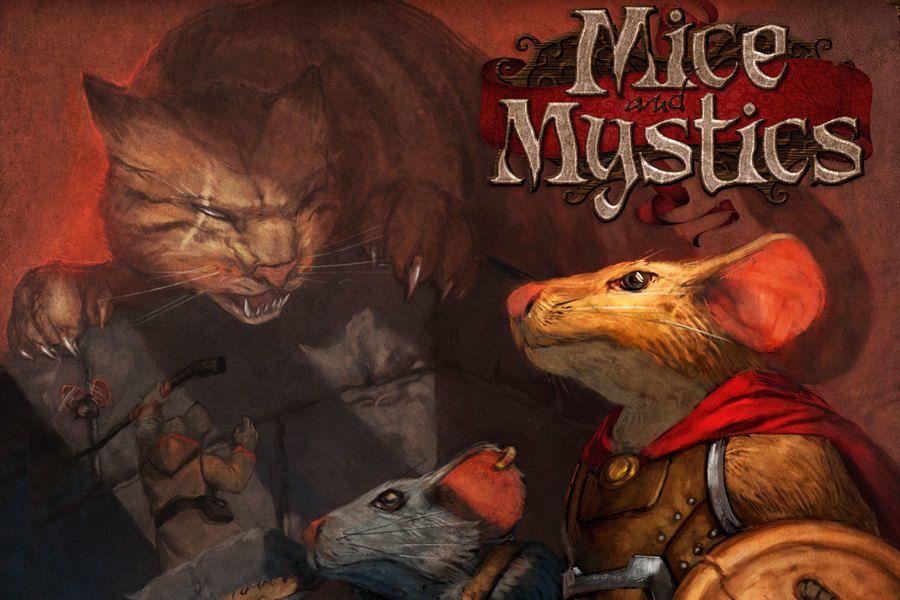 mice mist
