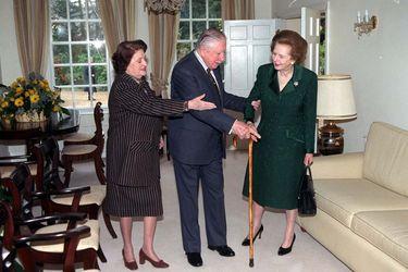 POLITICS Thatcher/Pinochet