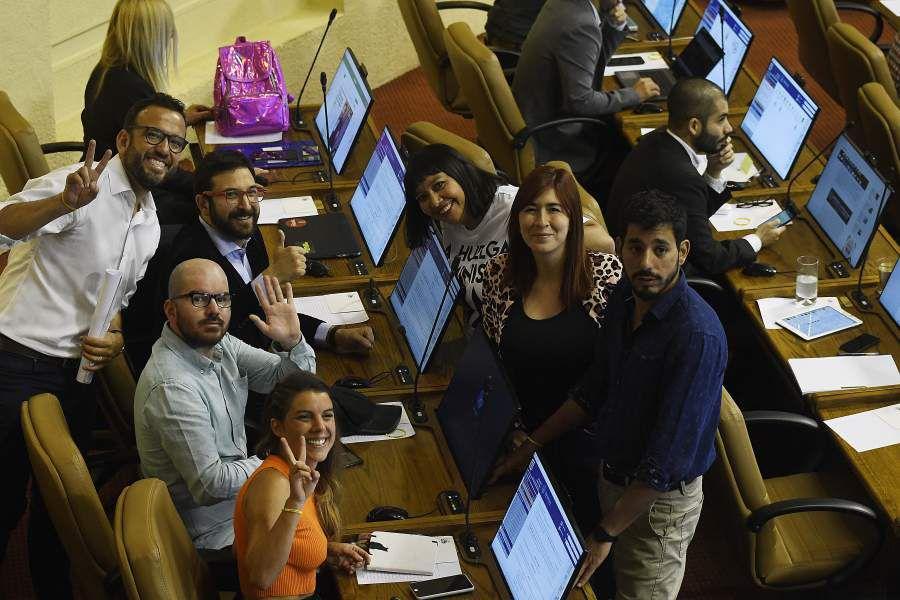 Diputados Frente Amplio