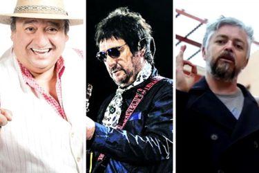 """De Los Tres a Raúl Matas: un """"18"""" pegado a la TV"""