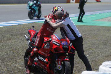 MotoGP: Jack Miller gana en Jerez y Ducati reina en España