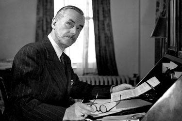 Diez aforismos de Thomas Mann