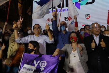 La batalla de los 78 días: El dificultoso camino que hoy se abre en la oposición