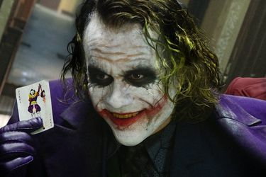 Joaquin Phoenix rinde homenaje a Heath Ledger en los Premios SAG