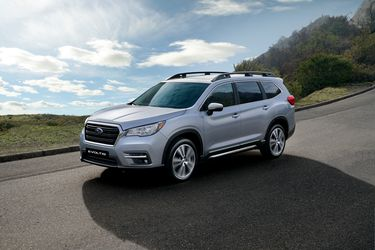 Subaru Evoltis: la marca japonesa estrena a nivel local el SUV más grande de su historia