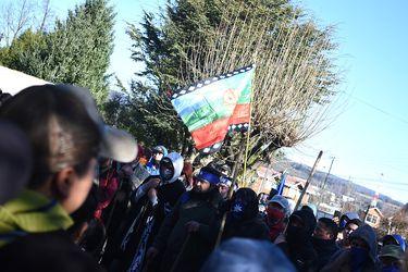 """Oposición apunta a que el mensaje en cuenta pública y visita del nuevo ministro del Interior """"exacerbaron las tensiones"""" en La Araucanía"""