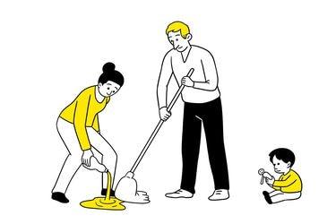 Los riesgos de demasiados desinfectantes