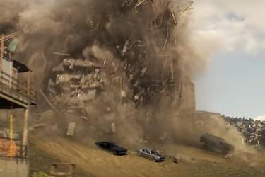 Todo se destruye en el nuevo avance de Rápidos y Furiosos 9