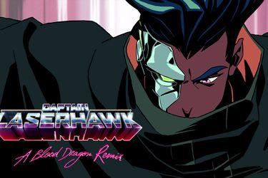 Anuncian Captain Laserhawk: A Blood Dragon Remix, una nueva serie animada basada en Far Cry