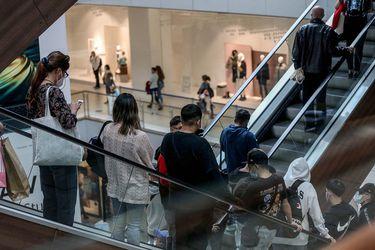 Expectativas de consumo de las personas suben por primera vez a niveles pre estallido social