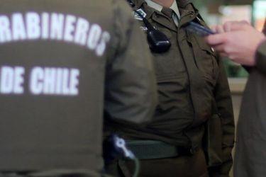 Siete detenidos por fiesta clandestina en Maipú: dos detenidos tenían antecedentes penales