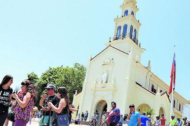 Iglesia Católica suspende peregrinación a Lo Vásquez debido a la pandemia