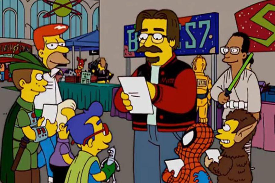 Matt Groening Los Simpson