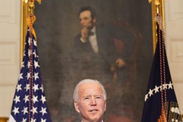 Biden restablece relación de Estados Unidos con Palestina
