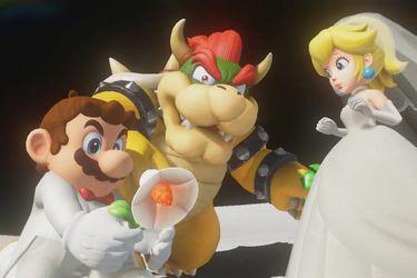 La Princesa Peach estuvo casada con otro personaje que no es Mario en un libro licenciado por Nintendo