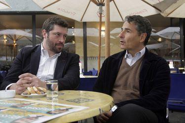 La desconocida disputa que dejó al ministro Sichel fuera del libro que lanzó Velasco