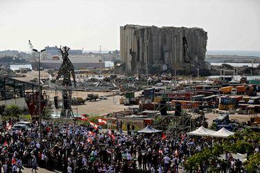 Francia promete 100 millones de euros de ayuda a Líbano en aniversario de la explosión de Beirut