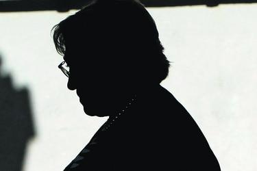 Bachelet contraluz