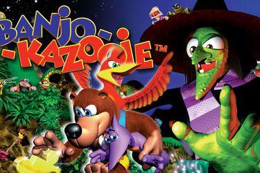 Merchandising de Banjo-Kazzoie entrega esperanza de un nuevo juego