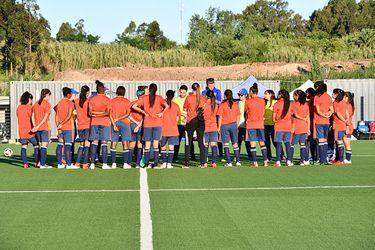 Sub 17, Colombia