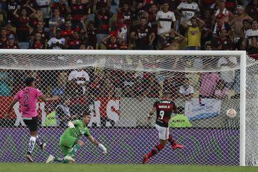 Flamengo golea a Independiente del Valle y se queda con la Recopa Sudamericana