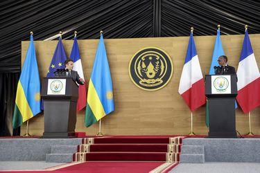 """Macron reconoce en Ruanda """"las responsabilidades"""" de Francia en el genocidio de 1994"""