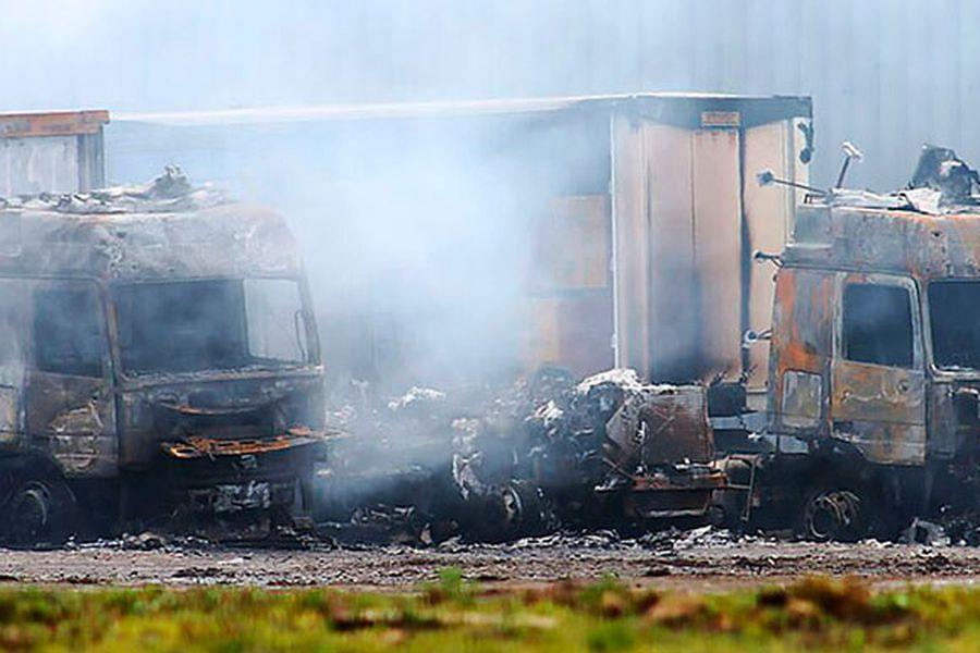 quema-de-camiones