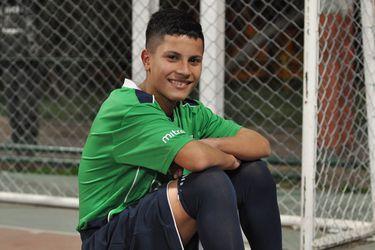 Steven Ortega, Copa Enel