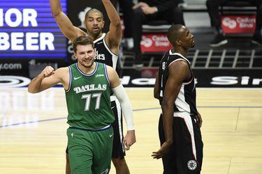Nuevo récord en la NBA: los Mavericks logran una histórica ventaja al descanso ante los Clippers