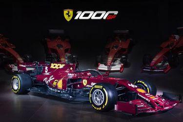 Ferrari vuelve al origen para celebrar sus 1.000 GP de Fórmula 1