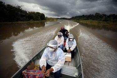A un año del primer caso de Covid-19 en Sudamérica: los dispares resultados de la región en el control de la pandemia