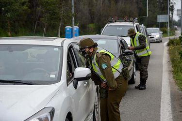 Balance policial: Cantidad de permisos temporales entregados aumenta un 25% durante última jornada