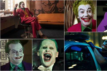 Joker por Joker: Lo mejor de cada versión del enemigo de Batman en el cine
