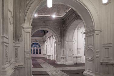 El Palacio Pereira recupera su esplendor