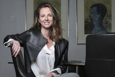 Paula Urenda, la mujer que lidera la construcción