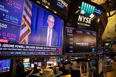 Powell anticipa que la Fed comenzará a reducir estímulos este año pero sin subir la tasa prontamente