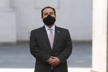 El subsecretario del Interior Juan Francisco Galli.