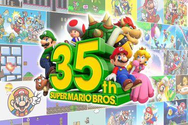 El aniversario de Super Mario Bros. llega con un emoji a Twitter