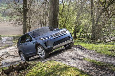 Land Rover suma versión de acceso al Discovery Sport