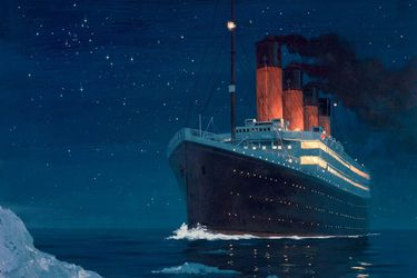 Solo para valientes: Una réplica del Titanic repetirá su ruta el año 2022