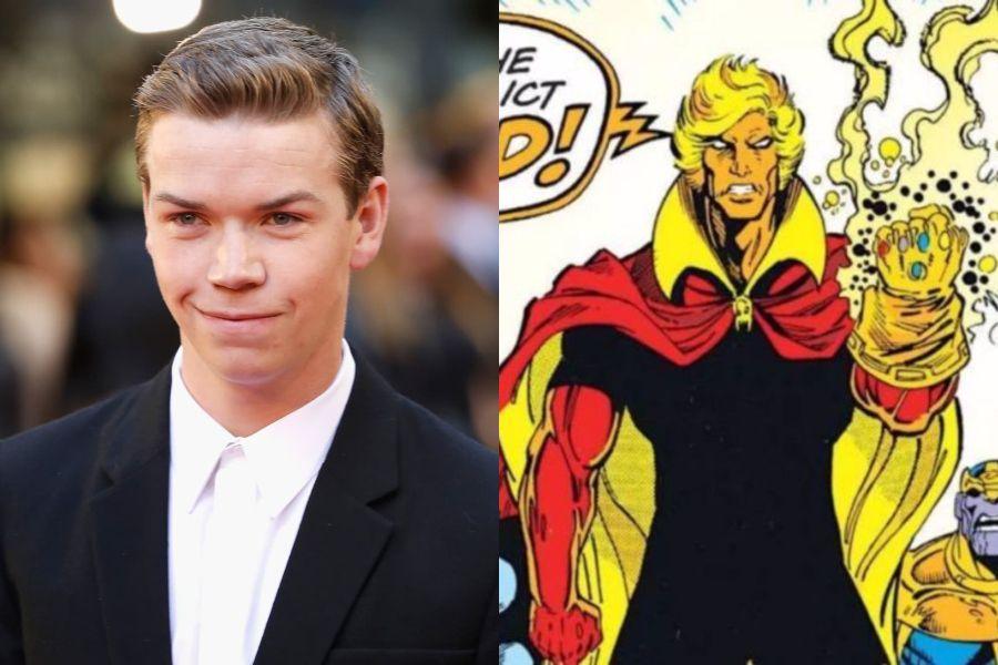 Un rumor dice que Will Poulter sería el Adam Warlock de Marvel Studios - La  Tercera